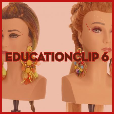 Educationclip 6 - Make Up am Trainingskopf mit Jessica Reim