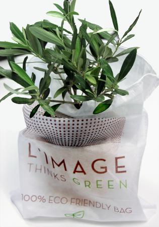 L'IMAGE nutzt ab Ende 2019 recycelbare Tüten für Trainingsköpfe